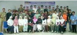 Pendaftaran untuk Diklat Jurnalistik BATIC Angkatan 18 dibuka 1-31 Oktober 2008.*