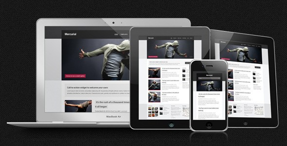 mercurial-responsive-wordpress-theme